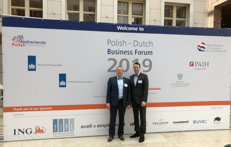 Dutch-Polish Business Forum in The Hague 2019