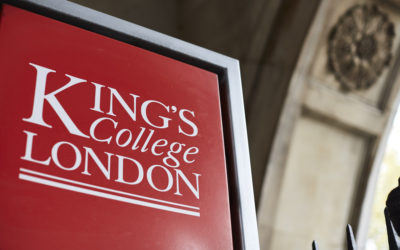 CEO Cooperates with Research on Italian Startups at King's College London